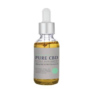 Cannaco Lifestyle 30ml MCT CBD Oil - Alpha Mint